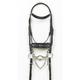 Ovation Stephania Weymouth Dressage Bridle w/Crank