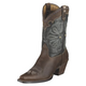 Ariat Ladies Daisy Boots 8.5 Brown Oiled Rowdy