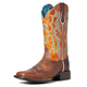 Ariat Ladies Tombstone Boots 11 Sassy Brown