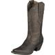 Ariat Ladies Rhinestone Cowgirl Boots 11 Brown