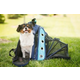 Iconic Pet FurryGo Luxury Backpack Carrier/Lounge