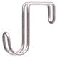 Mustang Zinc Plated Tack Hook