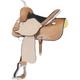 Billy Cook Saddlery Jr. Feather Barrel Saddle
