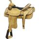 Billy Cook Saddlery Salado Roper Saddle 17