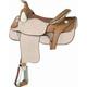 Billy Cook Saddlery Square Roper Saddle 16