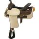 Billy Cook Saddlery Justin Roper Saddle Rough