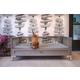 New Age Pet ecoFlex Manhattan Gray Dog Bed