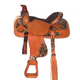 Wyoming Saddlery Realtree Camo Roper Saddle 16In