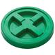 Resealable Lid for 12in Diameter Bucket