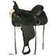 Circle Y High Horse Corsicana Saddle 17 Wide Brown