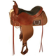 Circle Y High Horse Lockhart Saddle 17 Wide Brown