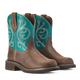 Ariat Ladies Fatbaby Heritage Boots