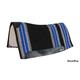 Classic Equine Zone Wool Top Pad 32x34 Slate/Purpl