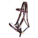 Australian Outrider Leather Bridle/Halter Combo