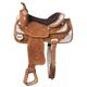 King Series McCoy w/Silver Trail Saddle