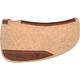 Diamond Wool Contoured Cowboy Barrel Saddle Pad