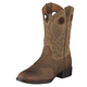 Ariat Kids Heritage Stockman 5