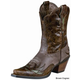 Ariat Ladies Dahlia 9 Wide Silly Brown/Chocolat