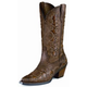 Ariat Ladies Dandy Boots 11 Black Deertan