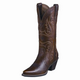 Ariat Ladies Heritage Western X Toe Boots 9 Wide V