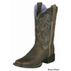 Ariat Ladies Quickdraw 8  Tan Gator