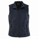 Outback Trading Grand Prix Quilted Vest XL Blue