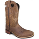 Smoky Mountain Mens Timber Sq Distres Boots