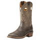 Ariat Mens Heritage Roughstock Sq Brn Boots
