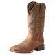 Ariat Mens Venttek Ultra Sq Toe Brn Boots