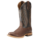 Ariat Mens Match Up Rnd Pebble Brn Boots