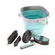 Collapsible Grooming Bucket Set