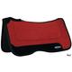 Reinsman Microsuede Comfort Flex Pad Red