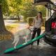 Pet Gear Tri Fold Travel Lite Ramp with Supertrax