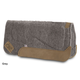 Impact Gel Straight Back Felt Saddle Pad 32In Gray