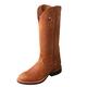 Twisted X Mens Buckaroo Sq Oiled Sadl Boots