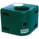 Equi Fount Corner Mount Waterer Green