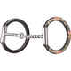 Classic BitLogic Tool Box D-Ring Twisted Snaff Bit