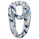 Horses and Horseshoes Infinity Scarf