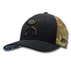 Hooey Chris Kyle Black/Camo Flexfit Hat
