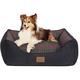 Pendleton Kuddlers Grey Stewart Dog Bed
