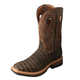Twisted X Mens Lite Cowboy Cayman Work Boot