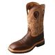 Twisted X Mens Lite Cowboy Hazel Work Boots