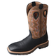 Twisted X Mens Lite Cowboy Oiled Work Boots