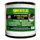 Powerfields 1 Inch Poly Tape White 1in x 660ft