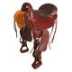 Big Horn Small Hands Endurance III Saddle
