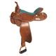 Big Horn Painted Barrel Saddle