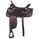 Big Horn Synthetic Flex Full QH Trail Saddle