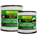 Powerfields Poly Tape White 1/2in x 1320ft