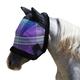 Kensington Mini Fleece Plaid Fly Mask w/Ears