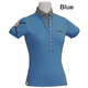 Equine Couture Chloe Layered Polo Shirt XXL Pink